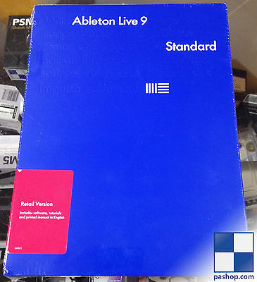 Ableton Live 9 - Professional Music Production Software