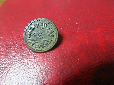 Medieval Spanish Button - 13mm - T020