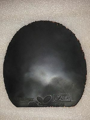 Butterfly Tenergy 05 BLACK 2.1mm Ping Pong Table Tennis Rubber  jp15