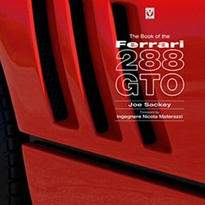 The Book of the Ferrari 288 GTO book paper