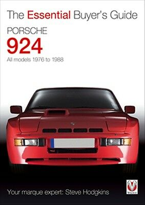 Porsche 924 All models 1976 to 1988 The Essential Buyers Guide book paper