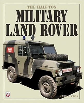 The Half-Ton Military Land Rover book paper