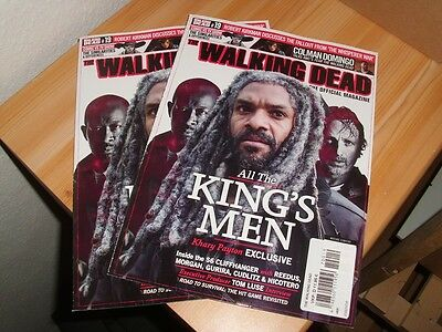 The Walking Dead - Official Magazine - Issue # 19 - NEW