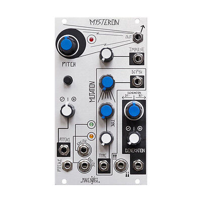 Make Noise Mysteron Voltage Controlled Dual Digital Waveguide Algorithm Module
