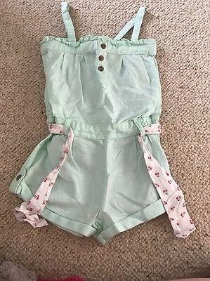 Girls 3-4 Playsuit
