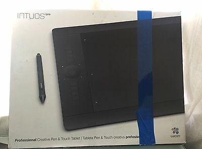 Wacom Intuos Pro Large Pen Graphic Tablet PTH-851-ENES