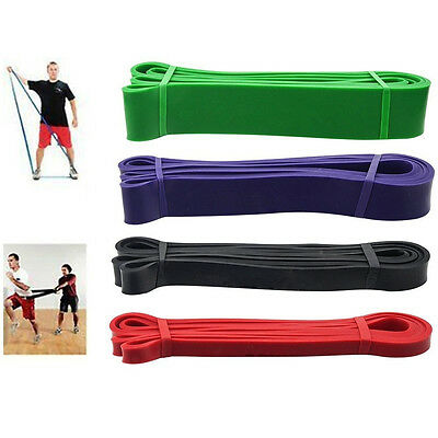 POWER GUIDANCE Latex Resistance Streching Band - Pull Up Assist Bands
