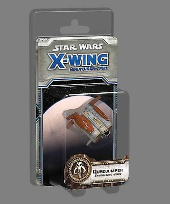 Star Wars X-Wing: Quadjumper Erweiterungs-Pack DE
