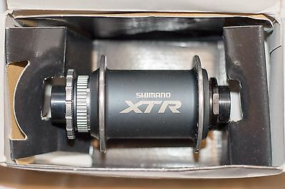 Shimano XTR 20mm Front Hub, HB-M976, 32h, Centre Lock Disk, Brand New, RRP £125