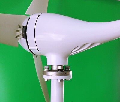300W Wind Turbine Generator DC/AC 12V 3/5 Blades 630mm with Charge controller