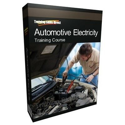 Automotive Electricity Car Auto Mechanical Electrician Training Course