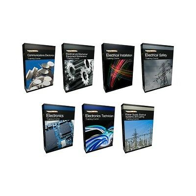 COLLECTION - Electronics Electrician Handbook Training Course Complete