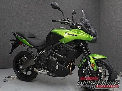 Kawasaki KLE650 VERSYS W/ABS  2014 Kawasaki KLE650 VERSYS W/ABS Used