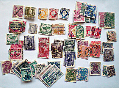 A quantity of largely pre 1940 Austria stamps