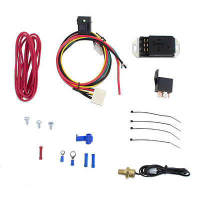 Mishimoto Adjustable Fan Controller Kit: MMFAN-CNTL-U18NPT