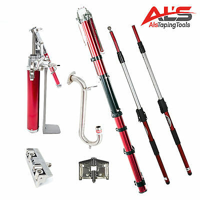 Level5 Automatic Drywall Taping Combo Set with Extendable Handles *NEW*