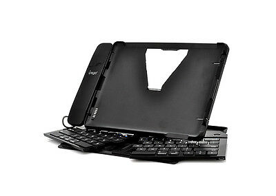 Tastiera Keyboard Qwerty BluetoothWireless Pieghevole per iPad 2 iPad 3 Cornetta