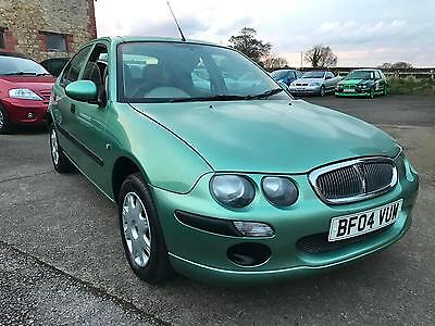 2004 04 Rover 25 1.6 Automatic...ONLY 29,000 MILES FROM NEW
