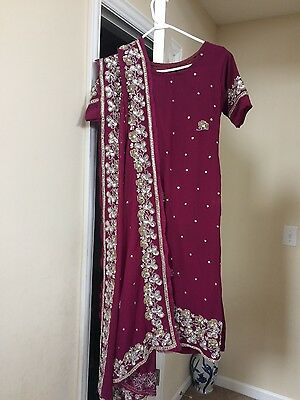 Women Shalwar Kameez Bollywood 3 PCS Anarkali Punjabi Pakistani Indian Latest
