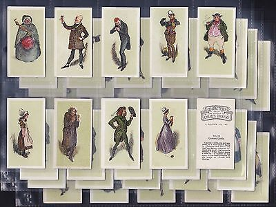 British American Tobacco, Characters From The Works Of Charles Dickens-Set Of 40