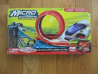 Micro Chargers Electronic Quick Charge Cars Loop Track