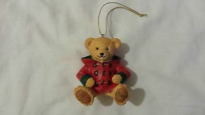 Harrods Resin Bear - William - 2003