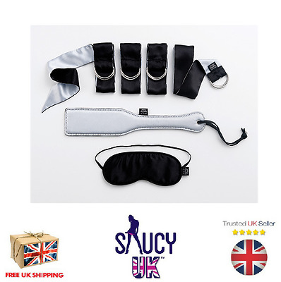 Fifty Shades of Grey - Submit To Me Beginners Bondage Kit - UK Seller