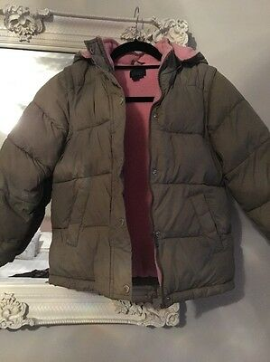 Boden Girls Coat/ Gilet Age 9-10 Great Condition