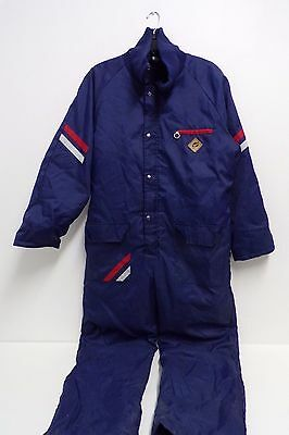 Le Mans Nissan Group C 1990 Team Issue Pit Crew Overalls Mens