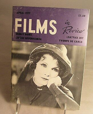 Salvation Army - BOOKLET - FILMS IN REVIEW - INCLUDING S A FILMS