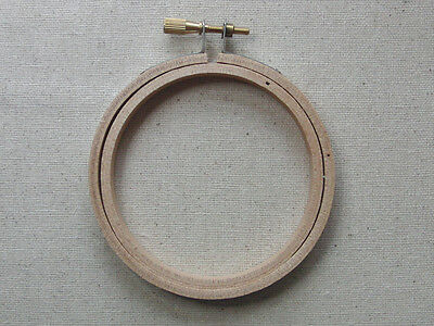 """Embroidery hoop 3"""", 8cm single £2.30 or pack of 6 for £11.50"""