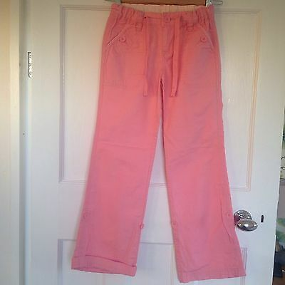 Girls Gap Trousers Age 8-9 Yrs