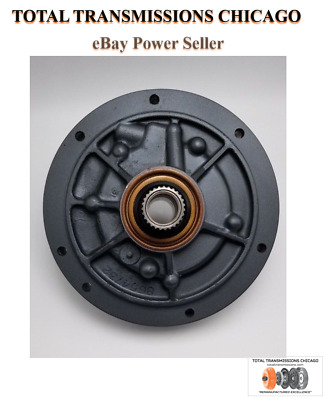 Gm 700r4 Transmission >> 700r4 Transmission Pump Auxiliary Type 87 93 Remanufactured Gm Chevy