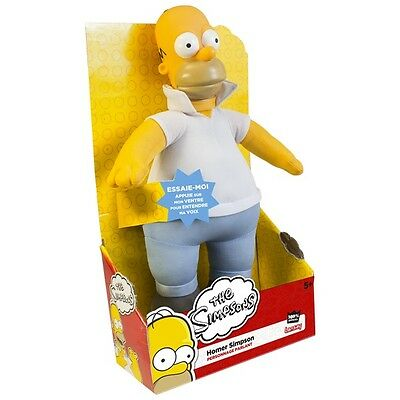 Homer Simpson - Personnage Parlant - Lansay