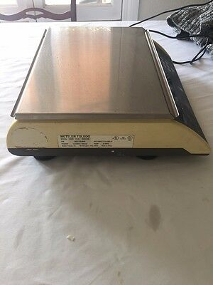 commercial kitchen scale by Toledo used 30 lb capacity with a sensitivity 0.01