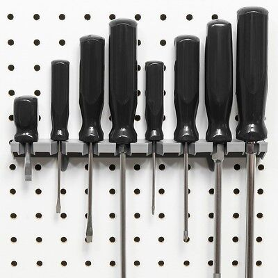 Ernst 5353 V-Slot 8 Tool Screwdriver Organizer - 3 Pack