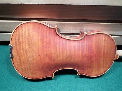 VIOLIN labeled GEORGE L DYKES --- French?