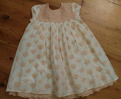 Baby/toddler girl dress. M&S. 12-18 months. Unworn