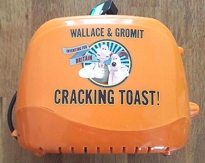 wallace and gromit Toaster