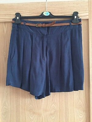 new look shorts size 14