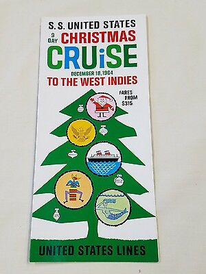 United States - Cruise Brochure for 1964