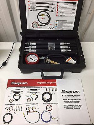 Snap-On Never Used Compression Gauge Set # EEPV500