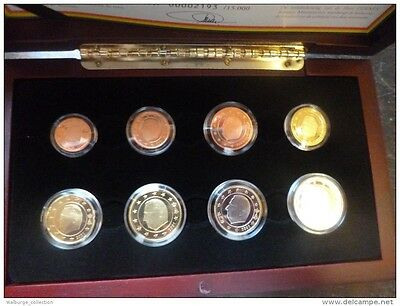 pièce 10 cents  euro Belgique 2001 be/proof issue du coffret be