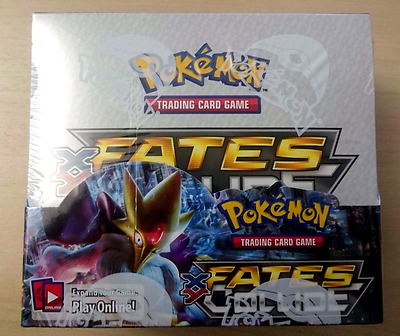 Pokemon XY Fates Collide Booster Pack (engl.)