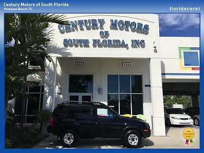2004 Nissan Xterra XE Sport Utility 4-Door 2.4 Liter 4 Cylinder Engine Manual AC RWD Accident Free CPO Warranty