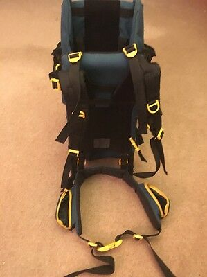 Mothercare Trekabout Deluxe Baby/child Backpack Carrier