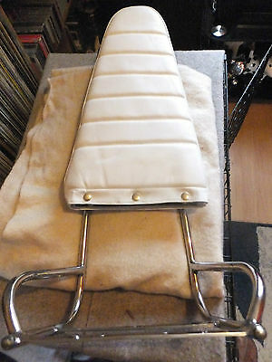 Vespa Ironing Board Back Rest with 2 covers