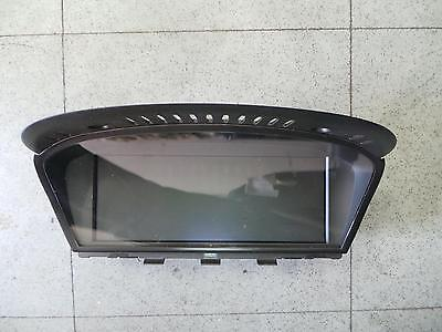 Bmw 3 Series Radio/cd/dvd/sat/tv Navigation Monitor, 8.8In, E90/92/93, 03/05-02/