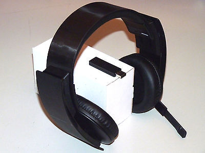 ORIGINAL SONY WIRELESS 7.1 STEREO HEADSET SCHWARZ Playstation 3 4 PS3 PS4 Gaming