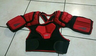 Boys Sports Steeden Brand Top With Velcro Size Small